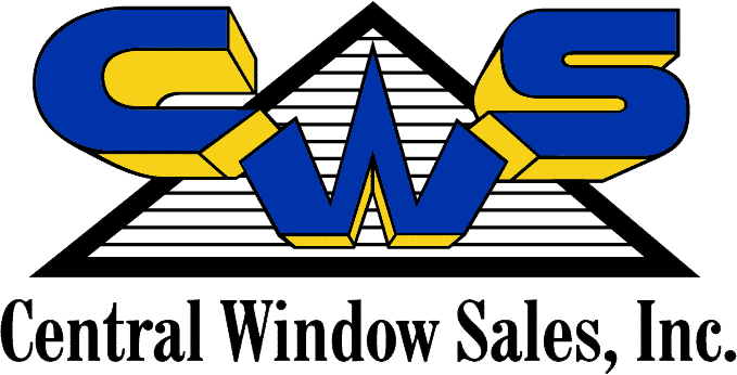 Central Window Sales logo - HiRes transparent BG